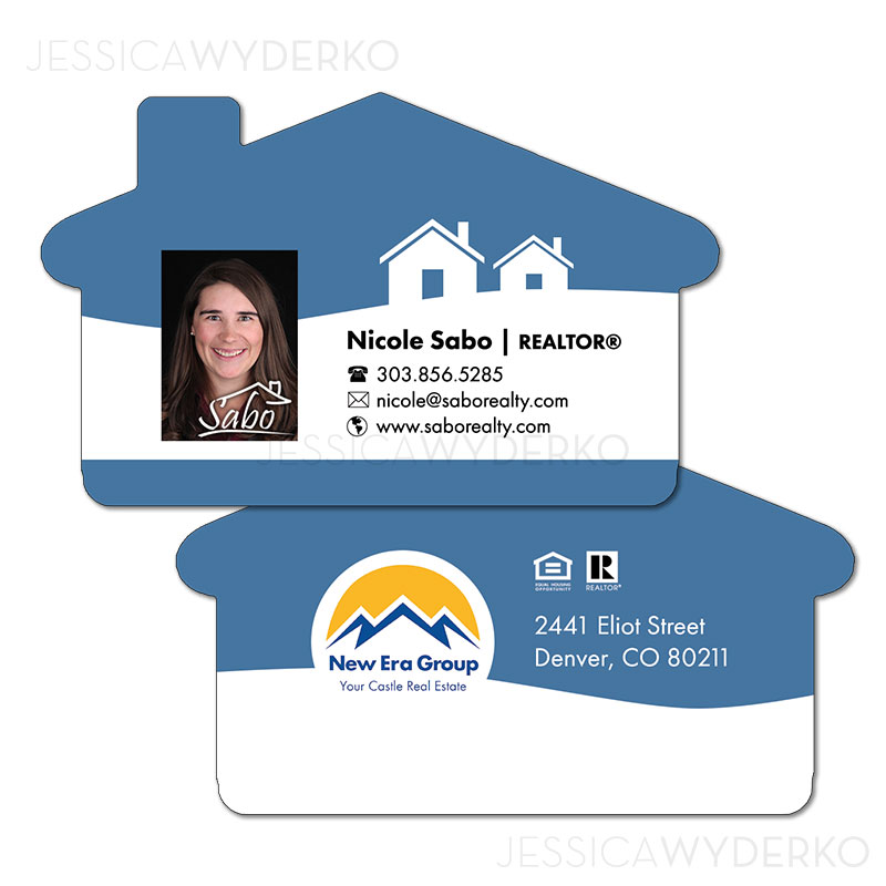 Sabo Realty Business Cards – Jessica Wyderko Portfolio
